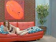 Emily Addison e de Dani Daniels sexo lésbico
