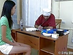 Skinny Shy Asian Fingered By Doctor Dirty