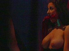 Femdom Slave maîtresse la fessée son lesbiennes