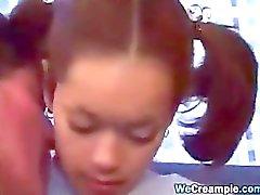 Taille petite petite fille Obtenir un Tarte