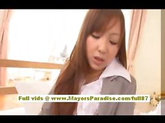 Akiho Yoshizawa Çinli kız gerçek bir sabit lanet alır