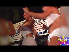 Голый Wet Pussy Contest Key West Spring Break Pt1