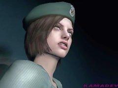 Resident Evil Sex Virus Episode 1 [kamadevasfm]