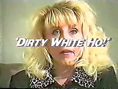 Dirty White Ho Beverly Hill on todella Horny