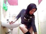 young arab girl