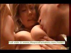Rio ve Kirara masum Çinli kızlar pussies ile oynuyor