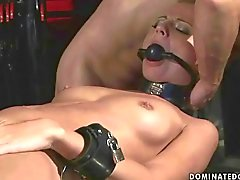 Sinead gets humiliated and fucked rough