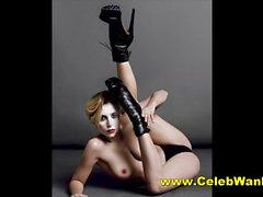 Lady GaGa Nude Milf Bonanaza