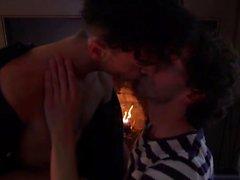 Big dick sexo anal gay e cumshot