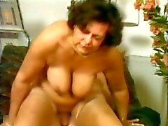 Волосатость бабушки R20