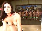 Hot Lesbians Show Their Nice Bodies
