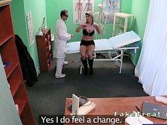 Fake hastanesinde doktor tarafından berbat hamile bir hastaların