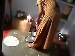 Indian Maid Enticed By Owner When Wife Not Home HINDI