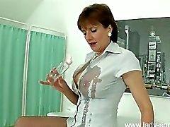 A Married Ladies Nipples