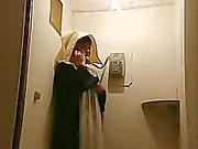 Suor Ubalda 2 - Italian nun maid costume porn