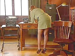 working in the office part 1