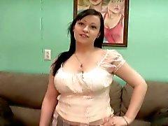 толстушка netvideogirl
