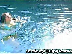 Popular Pool, Basin Movies