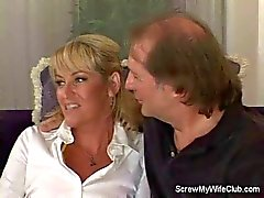 Scambiste sposa si fa sfondare , Maritino approva !