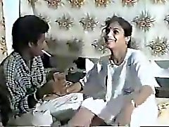 South Indian sairaanhoitaja nauttiminen seksivideoita