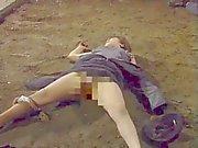 asian girl at gunpoint