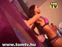 Christina Bella Live Bed Show