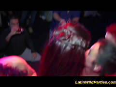 Latin wild parties hard pussy fucked and oral jobs