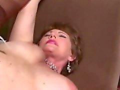 Mature anal getting banged