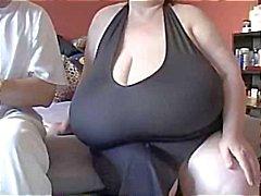 Big Tit зрелая