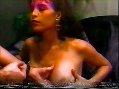 Staschas erhält großen Titten anschließend angespritzt