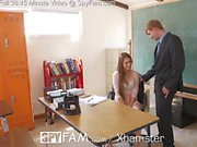 SpyFam Teacher stepdaughter Nina Skye fucks stepdad