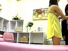 Japanischen Mädchen massage317 -1