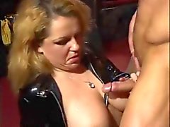 German BBW gets jizzed - bostero