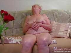 Granny pussy video
