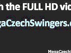 Horny Czech amateur swinger couples part3