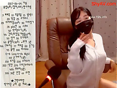 Korean bj 4227 threatening-threatening shyav