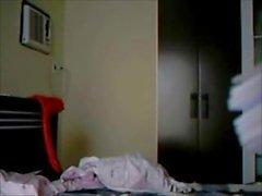 Amatoriali - Domestiche scopare da giovane in cam hidden