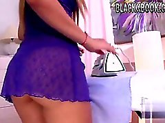 Cute housewife handjob blackxbook-