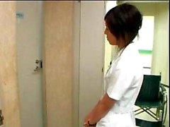 Japanse verpleegster