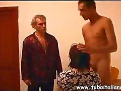 Pornographie Italien en Famiglia Italienne 1