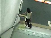 Drunk Businesswoman Forced Blowjob in Train - File 1