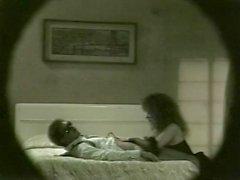 Alexis Greco Bambi Allen Crystal Breeze in vintage porn movie