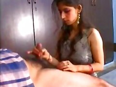 Intian Girl Blowjob