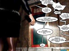 3D Comic Vox Populi Episodes 1213