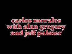 Bareback ficken in w / Carlos Morales