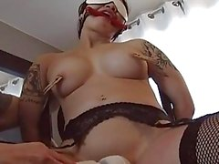 Bounded Hot Slut That Loves Fuck...