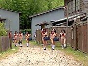 Голая школы Day 1 на PACKMANS