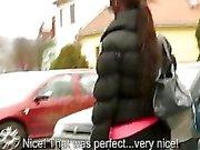 Amateure heißes Girl Von Hinten öffentliche gebumst