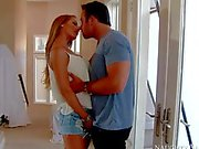 Great sex with stunning babe Nicole Aniston