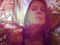 Live Konzert in Miami - Public Pissen, Upskirt, Pussy, Ficken & Creampie